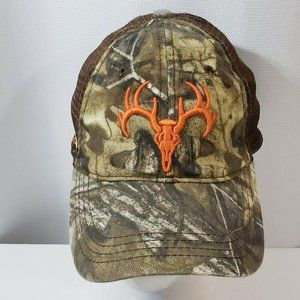 Field and Stream Camo Camouflage Snapback Trucker
